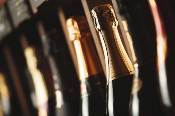 Ventes de champagnes
